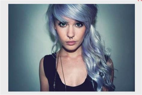 young women with gray young women with grey hair pictures to pin on pinterest