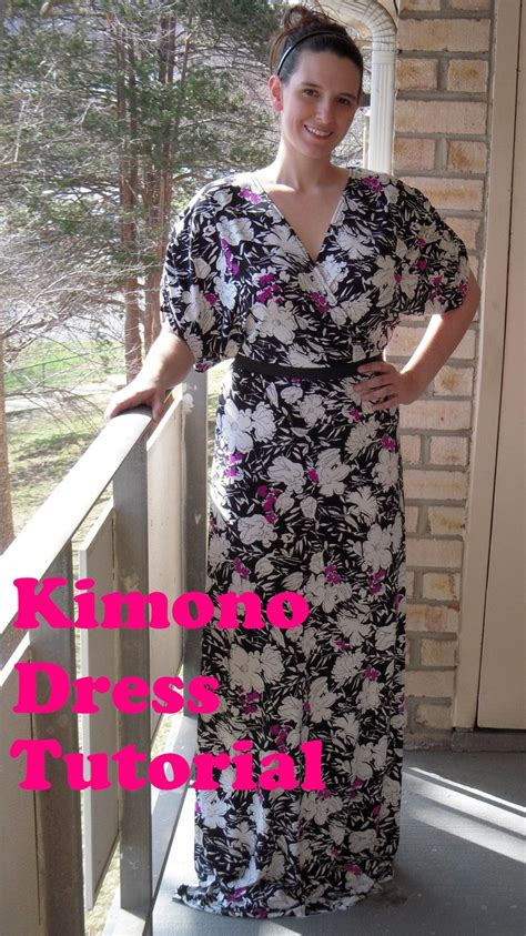 no pattern kimono diy kimono maxi dress so no sew pinterest