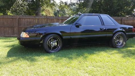 turbo fox mustang 1989 turbo fox mustang coupe 850whp
