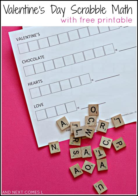 math valentines 232 best s day math activities images on