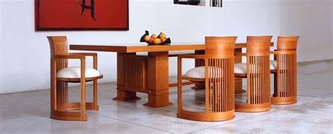 frank lloyd wright desk allen frank lloyd wright cassina