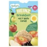 Heinz Breakfast By Yumi Baby Shop heinz 4 month breakfast oats and apple cereal 125g