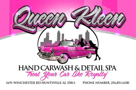 boat detailing huntsville al queen kleen car wash detail spa auto detailing 1691