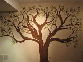 Wall Murals Tree Creative Genius Art Family Tree Wall Mural