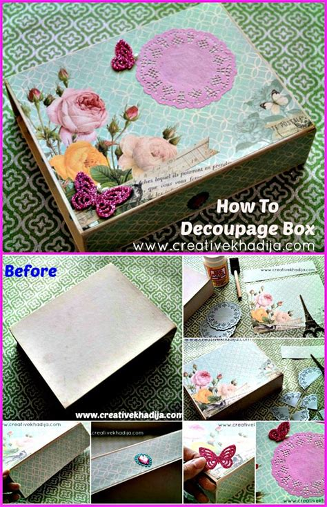 How To Make A Box Frame For Decoupage 3d Picture - 80 best images about decopage on map crafts