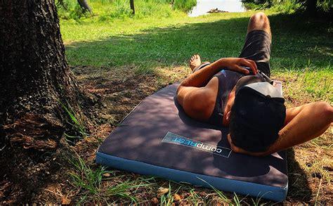 comprest sleeping pad savage camper
