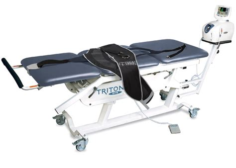 Chattanooga Triton Dts Used Chiropractic Table From Global