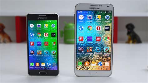 Samsung E 7 Samsung Galaxy E7 Vs Galaxy Alpha Speed Test 4k