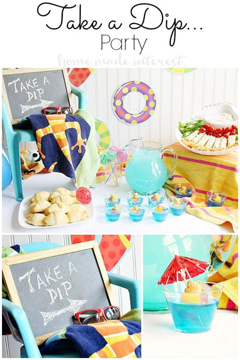 fun summer party ideas summer birthday party ideas for kids home made interest