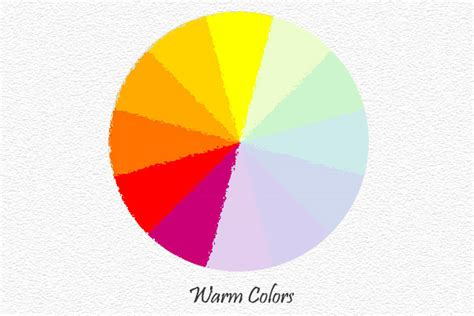 what are warm colors in color theory part 2 warm vs cool colors web pixel