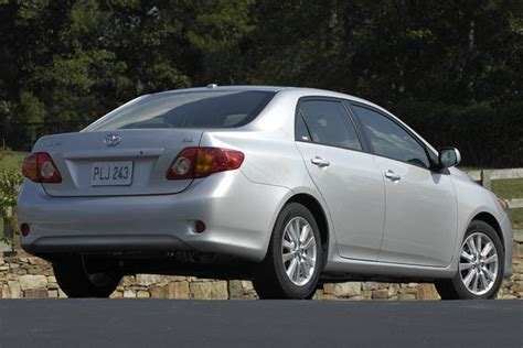 Used Cars Toyota Corolla 2010 2010 Toyota Corolla Used Car Review Autotrader