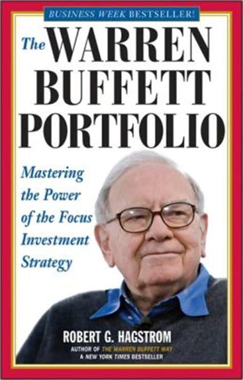 warren buffett portfolio mastering the power of the focus