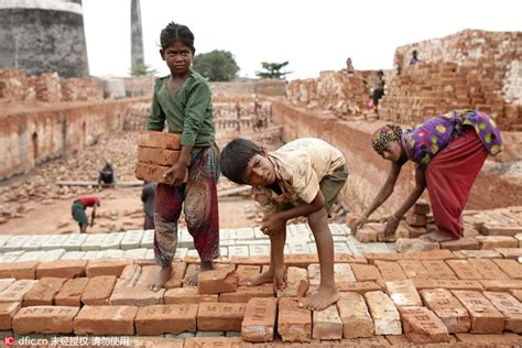 imagenes impactantes de vida fotos impactantes la miserable vida de los ni 241 os obreros