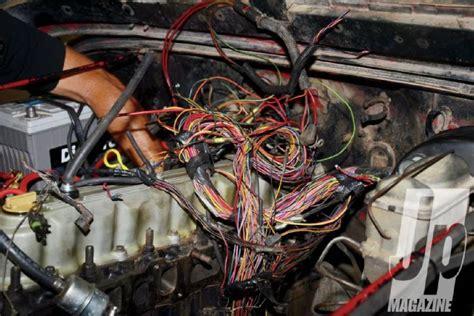2000 Jeep Wiring Harness 1988 Jeep Wrangler Wiring Harness Install Feelin Burned