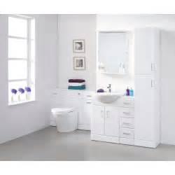 ikea white bathroom cabinet with modern trough sink and high vanities for small