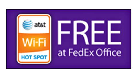 Fedex Office Hours by Get Free Wi Fi From Fedex Office Cbs News