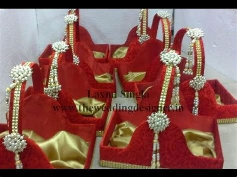 Indian Wedding Basket Decoration Ideas   YouTube
