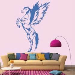 Unicorn Wall Decor by Pegasus Wall Stickers Unicorn Wall