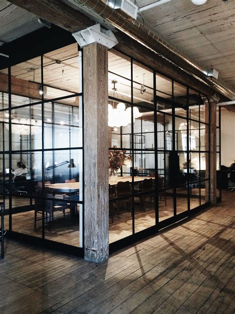 modern industrial office dream office coworking in style at east room pinteres