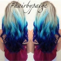 colored tips hair best 25 hair tips dyed ideas on colored hair