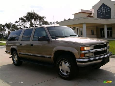 1999 chevrolet suburban 1999 chevrolet suburban information and photos momentcar