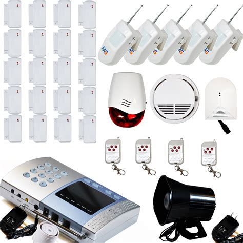 aas v600 wireless home security alarm system kit diy