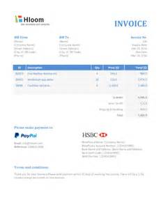 personal invoice template word 19 blank invoice templates microsoft word