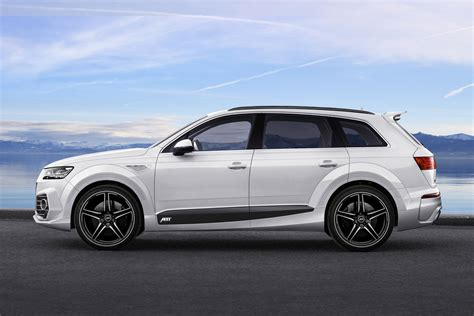 Audi Q7 Abt by Abt Audi Q7 Exclusive In Its Tiniest Details