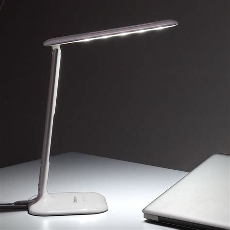 led light desk l simplecom el808 dimmable touch multifunction led