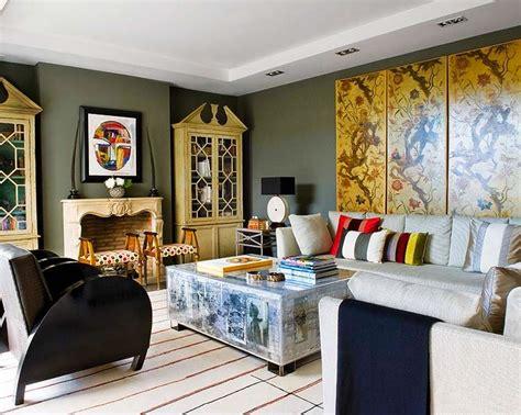 embrace  unique  eclectic interior design