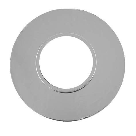 Shower Faucet Trim Plate hudson reed replacement dual shower faucet valve trim plate chrome finish ebay