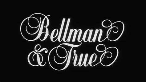 bellman  true