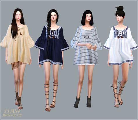 sims 4 custom content dresses clothing for females sims 4 custom content