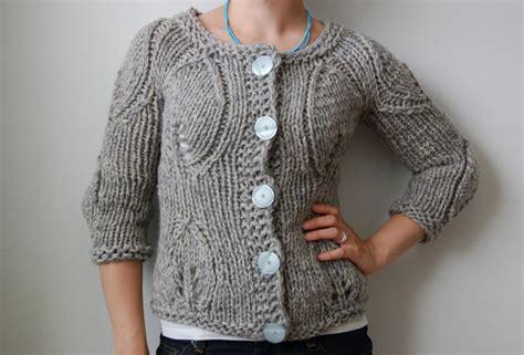 modern knit sweater pattern modern garden rain knitwear designs knitting patterns