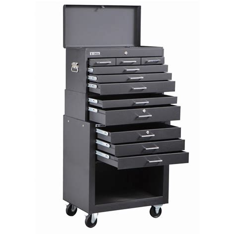 cabinet tools list tool box tool storage 27 in 11 drawer 3 pc roller