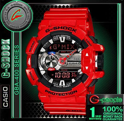 Casio G Shock Gba 400 4b Original casio g shock gba 400 4b original