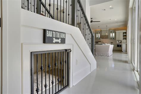 Home Design And Remodeling Show Miami great idea with pet area under stairs where is the pet