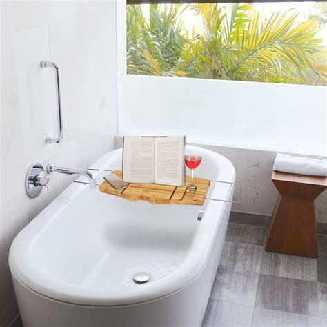 where can i buy a bathtub 5 bamboo bathtub caddies that you can buy right now