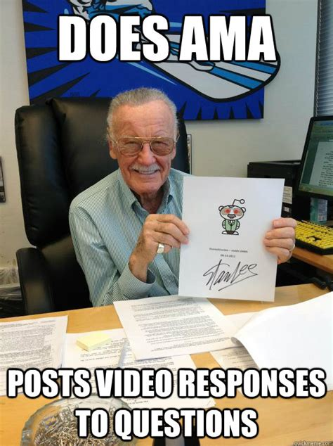Stan Meme - good guy stan lee memes quickmeme