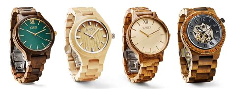 Handcrafted Watches - robin denim jord watches handcrafted authentic wooden