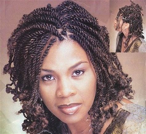braids for nappy twist black hairstyles for black women curly hairstyles
