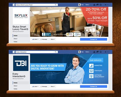 home design facebook professional facebook timeline cover design by