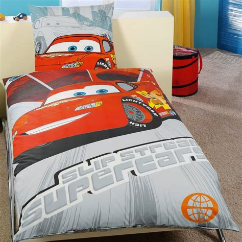 lightning mcqueen comforter disney cars duvet covers single double junior bedding