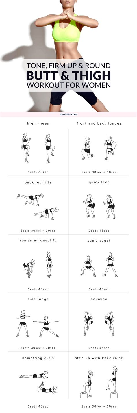 and thigh workout for