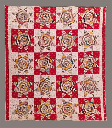 quilt pattern of the united states quot spiderweb quot quilt spiderweb pattern date ca 1870
