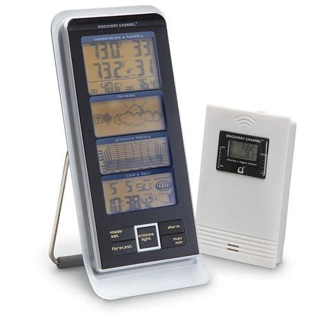 discovery channel weather station 161860 weather