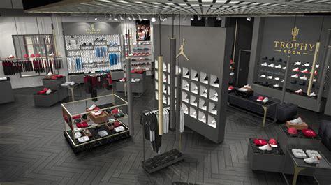 sneaker stores jordans sneaker store trophy room sneaker bar detroit
