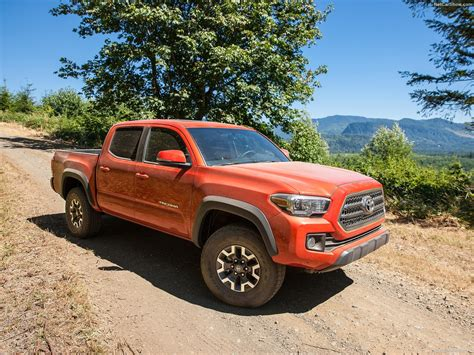 What Does Toyota Toyota Tacoma Trd Road 2016 Picture 14 1600x1200