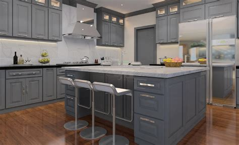 cabinet grey shaker kitchen cabinet care partnerships