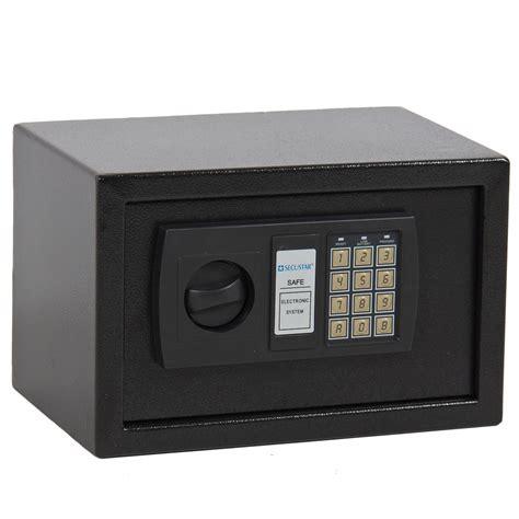 0 3cf electronic digital lock keypad safe box home